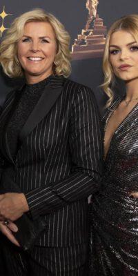 Elly Lust, Irene Moors en Davina Michelle