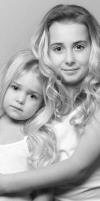 Ballon dochter1&2