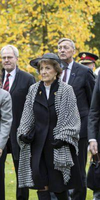 Prinses Margriet in Bergen op Zoom