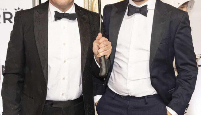 Martijn en Bickel Krabbé